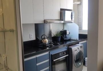 Vale dos Tucanos, Apartamento com 2 quartos à venda, 46 m2