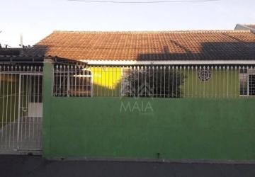 Casa residencial à venda, Aviação, São José dos Pinhais.