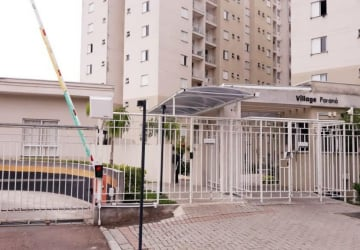 Apartamento em condomínio club, com portaria 24 horas, localizado no bairro Tingui.