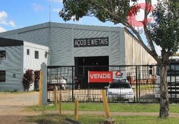 Barracão  comercial à venda, Cidade Industrial, Curitiba - 91221.002 C3
