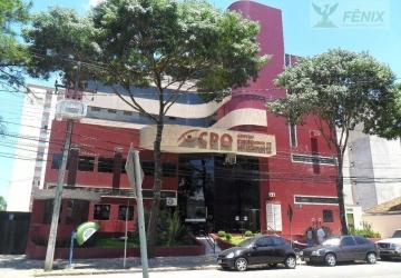 Conjunto  comercial para locação, Centro Cívico, Curitiba.