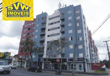 Bacacheri, Apartamento com 2 quartos para alugar, 87 m2