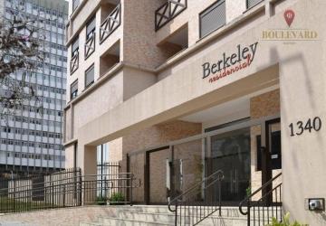 Cobertura residencial, 2 quartos, 2 vagas à venda, Centro, Curitiba.