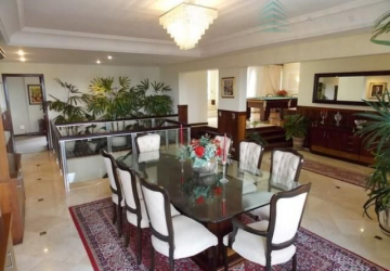 Mossunguê, Cobertura com 4 quartos à venda, 442,09 m2