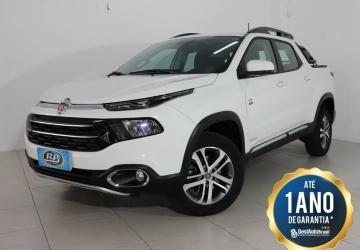 FIAT TORO 2.4 FREEDOM ROAD 4X4 16V, Florianópolis - SC, 2018, BRANCO, Flex, Automático