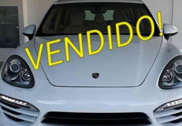 PORSCHE CAYENNE 2.9 S BI TURBO V6 440cv, Balneário Camboriú - SC, 2013, BRANCO, Gasolina, Automático
