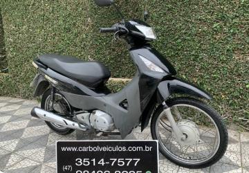 HONDA BIZ 125 ES, Itajaí - SC, 2006, PRETO, Gasolina