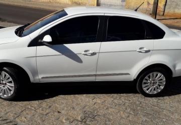 FIAT GRAND SIENA 1.6 ESSENCE 16V 4P, Curitiba - PR, 2015, BRANCO, Flex, Mecânico