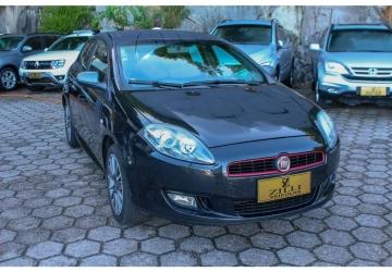 FIAT BRAVO 1.8 SPORTING 16V 4P, Florianópolis - SC, 2014, PRETO, Flex, Automático