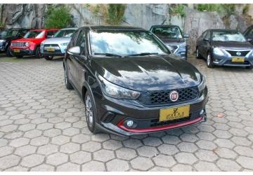 FIAT ARGO 1.8 HGT 16V, Florianópolis - SC, 2018, PRETO, Flex, Automático