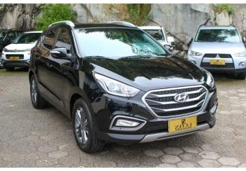 HYUNDAI IX35 2.0 GL 2WD 16V 4P, Florianópolis - SC, 2020, PRETO, Flex, Automático