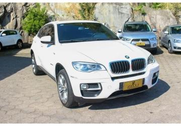 BMW X6 3.0 XDRIVE 35i BI-TURBO 306cv, Florianópolis - SC, 2014, BRANCO, Gasolina, Automático