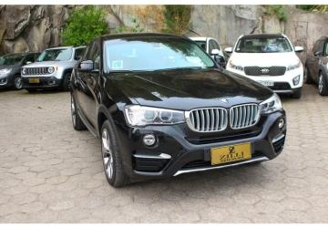 BMW X4 2.0 XDRIVE 28i X-LINE TURBO 245cv, Florianópolis - SC, 2017, PRETO, Gasolina, Automático