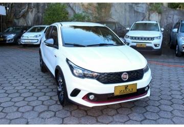 FIAT ARGO 1.8 HGT 16V, Florianópolis - SC, 2018, BRANCO, Flex, Automático