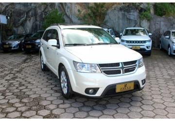 DODGE JOURNEY 3.6 RT V6 4P, Florianópolis - SC, 2014, BRANCO, Gasolina, Automático