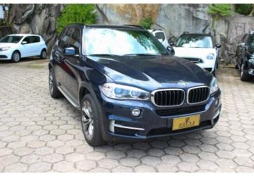 BMW X5 3.0 XDRIVE 35i FULL BI-TURBO 306cv, Florianópolis - SC, 2016, AZUL, Gasolina, Automático