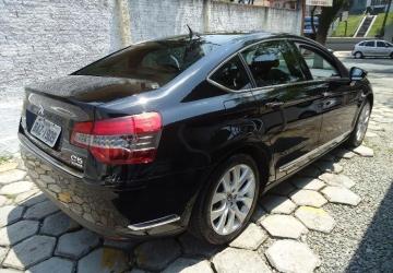 CITROËN C5 2.0 EXCLUSIVE 16V 4P, Curitiba - PR, 2011, PRETO, Gasolina, Automático
