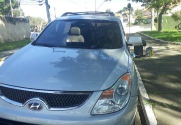 HYUNDAI VERACRUZ 3.8 GLS 4WD 4X4 V6 24V 4P, São Paulo - SP, 2007, PRATA, Gasolina, Automático