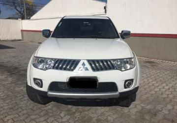 MITSUBISHI L200 TRITON 3.2 HPE 4X4 CD 16V TURBO INTERCOOLER 4P, Curitiba - PR, 2013, BRANCO, Diesel, Automático