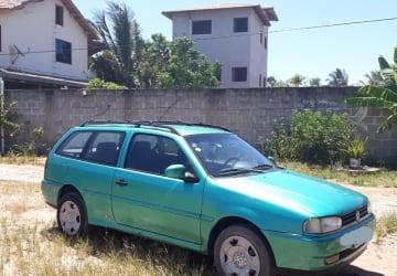VOLKSWAGEN PARATI 1.8 GLI 8V 2P, Curitiba - PR, 1996, VERDE, Gasolina, Mecânico