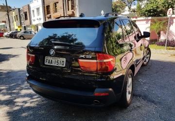 BMW X5 3.0 4X4 4P, Curitiba - PR, 2008, PRETO, Gasolina, Automático