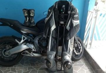 HONDA CB 650 F, Colombo - PR, 2015, PRETO, Gasolina, Mecânico