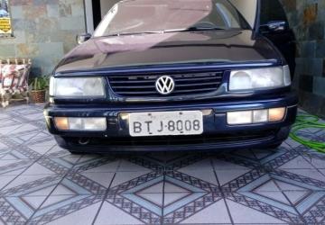 VOLKSWAGEN PASSAT 1.8 GL 8V 4P, Curitiba - PR, 1995, AZUL, Flex, Mecânico