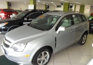 CHEVROLET CAPTIVA 3.6 SPORT AWD 4X4 V6 24V 261cv, Piraquara - PR, 2009, PRATA, Gasolina, Automático