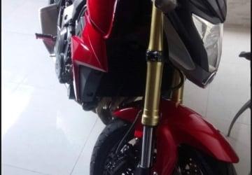 HONDA CB 1000 R,  - , 2013, VERMELHO, Gasolina, Mecânico