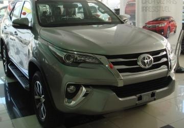 TOYOTA HILUX SW4 2.8 SRX 4X4 TURBO INTERCOOLER 16V 4P, Campinas - SP, 2020, PRATA, Diesel, Automático