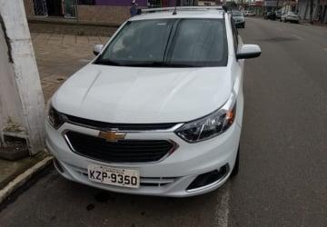 CHEVROLET COBALT 1.8 LTZ 8V 4P, Curitiba - PR, 2017, BRANCO, Flex, Automático