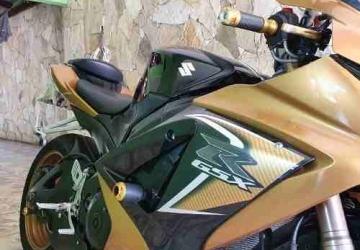 SUZUKI GSX-R 1000 R, Maringá - PR, 2010, AMARELO, Gasolina, Mecânico