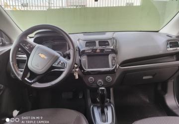 CHEVROLET COBALT 1.8 LTZ 8V 4P, Curitiba - PR, 2018, CINZA, Flex, Automático