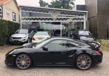 PORSCHE 911 3.8 CABRIOLET TURBO, São Paulo - SP, 2015, PRETO, Gasolina, Automático