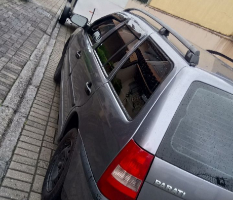 VOLKSWAGEN PARATI 1.6 MI CITY 8V 4P G.III - 2005 em Curitiba - PR