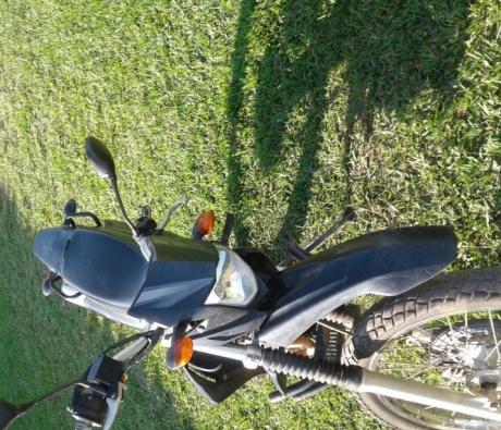 YAMAHA XTZ 125 K - 2012 em Casa Grande - MG