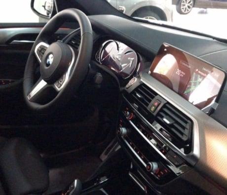BMW X4 2.0 XDRIVE 30i M-SPORT TURBO 252cv - 2019 em Curitiba - PR