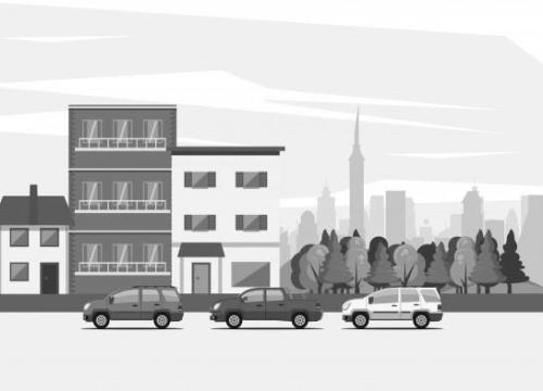 Flat com 3 quartos para alugar