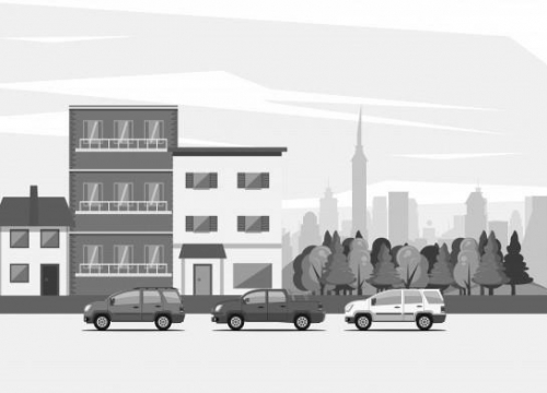 Casa comercial com 8 salas para alugar