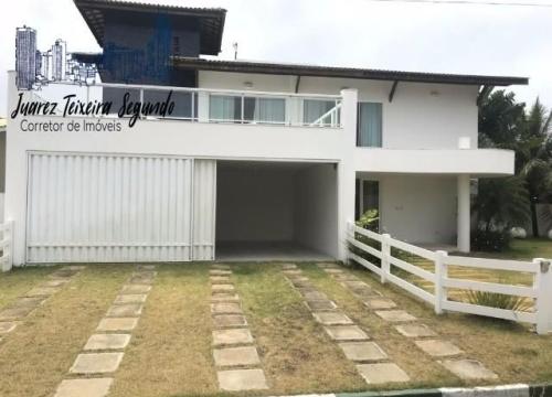 Casa em condomínio fechado com 5 quartos para alugar