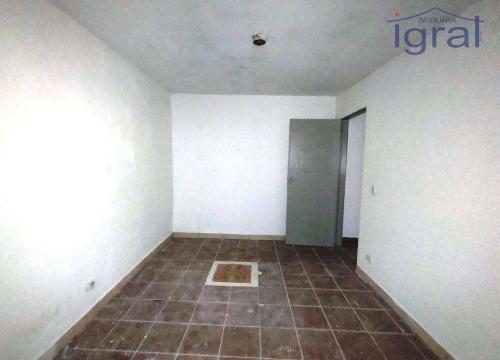 Casa com 1 quarto para alugar