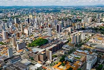Bairro Cidade Industrial - Curitiba
