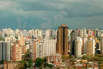 Bairro Bigorrilho - Curitiba