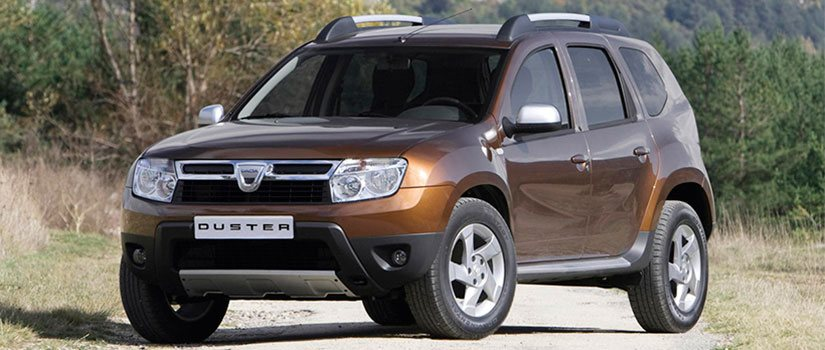 DUSTER 2011